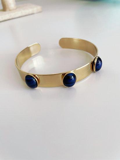 Bracelet Romane Lapis Lazuli
