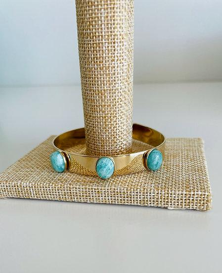 Bracelet Romane Amazonite