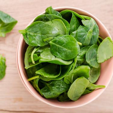 Salada Verde, hortaliças