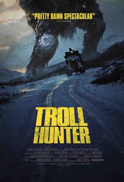 Trolljegeren / Troll hunter