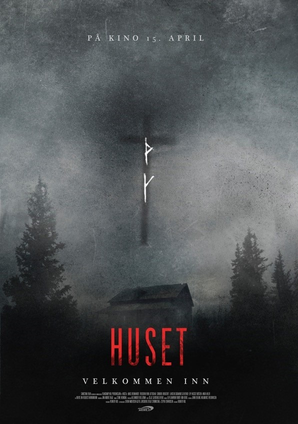 HUSET (2016) by Reinert Kiil