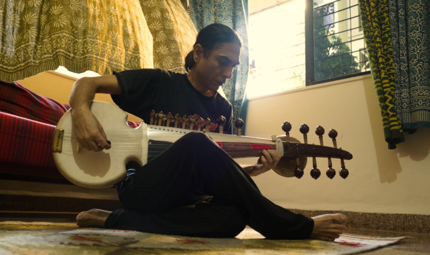 Sachin Singh - Musical Practice - Sarod