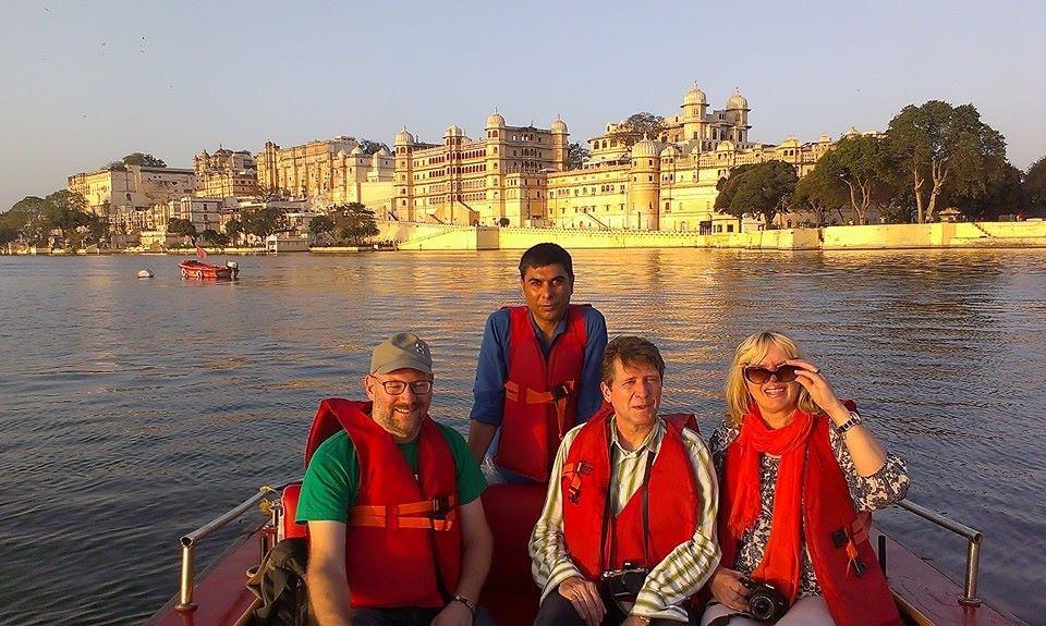 Crew Snap Documentary   Udaipur   ZDF