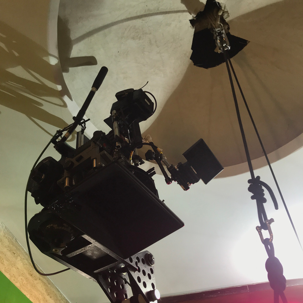 High Slung Camera for Special Effects | Mumbai | Feature Film Cinematography