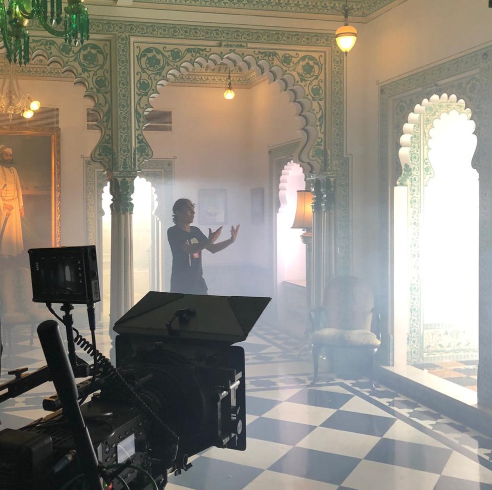 A Symphony with Natural Light | Palaces Udaipur Rajasthan | Cinematography