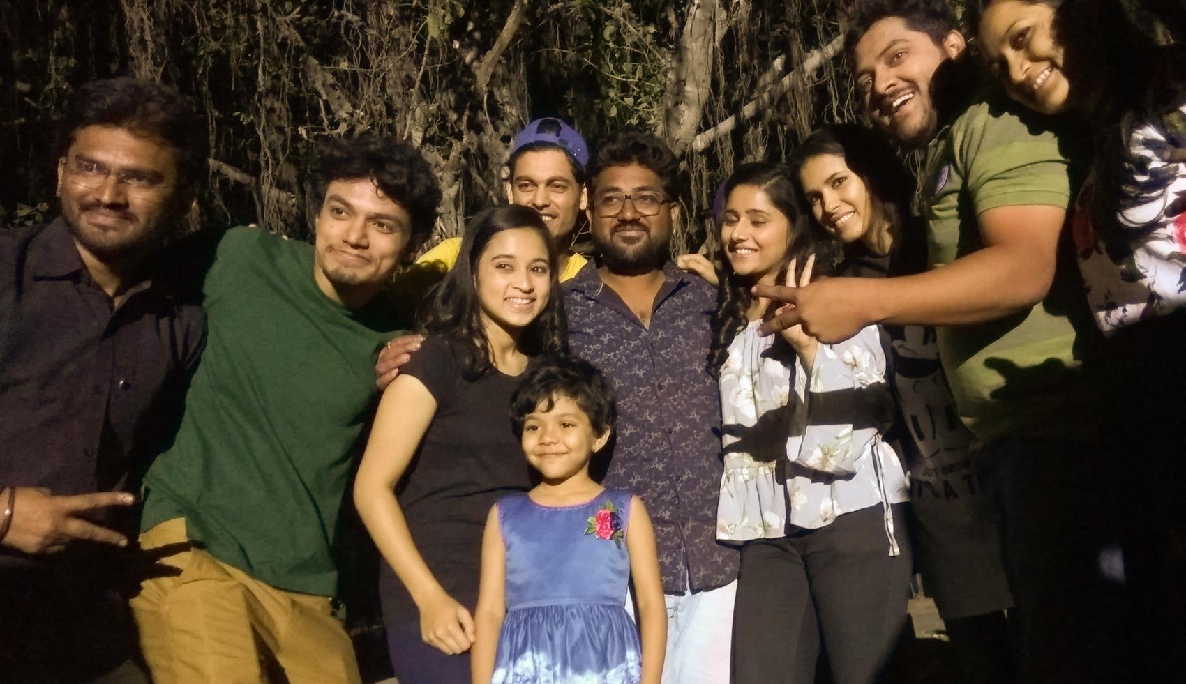 RANGEET Crew Picture   Pune   Feature Film