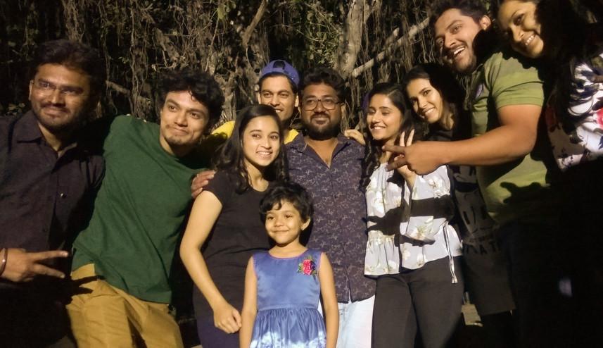 RANGEET Crew Picture | Pune | Feature Film