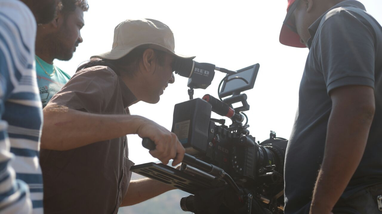 Sachin Singh - Cinematography -India - Red Dragon