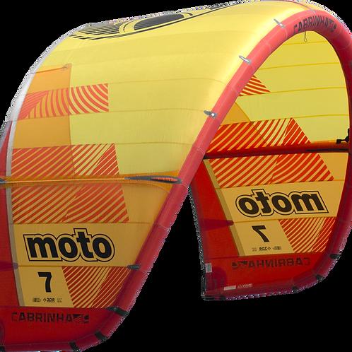 2019 Cabrinha Moto - Inflatable