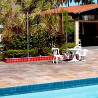 Jardim da piscina