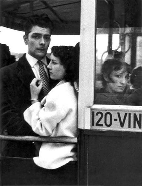 Photo by Robert Frank, Paris, 1950