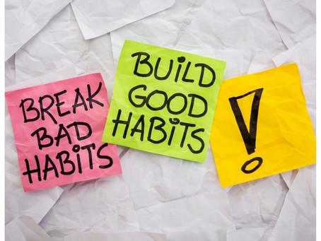 Πώς να αλλάξεις μια συνήθεια αποτελεσματικά;