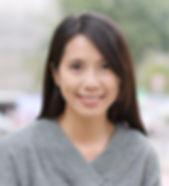 Woman in Grey Sweater