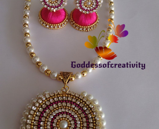 jewellery latest black necklace designs category simple thread jewelry dori