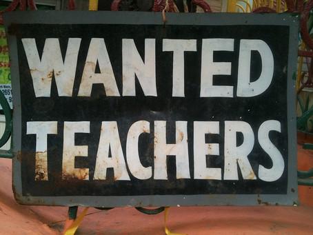 Teacher Shortage vs. Teacher Retention