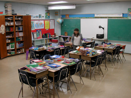 Michigan children are guaranteed a free education, but not necessarily a quality one...