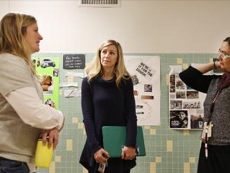Utilizing Staff Meetings to Turn Around Underperforming High Schools!