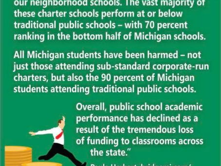 Educational Equity in Michigan is a Pipedream...