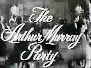 Arthur Murray Party