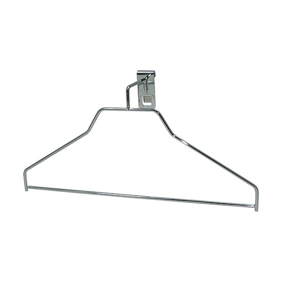 Metal Wire Hanger for Mesh Panel Stand