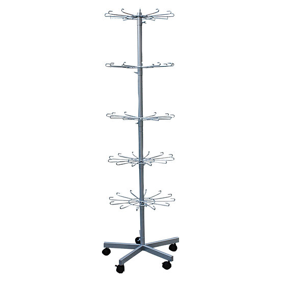 Rotary Spinner Hat Display Stand