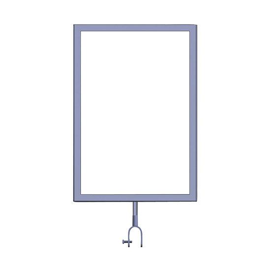 A3 Portrait Framed Price Holder