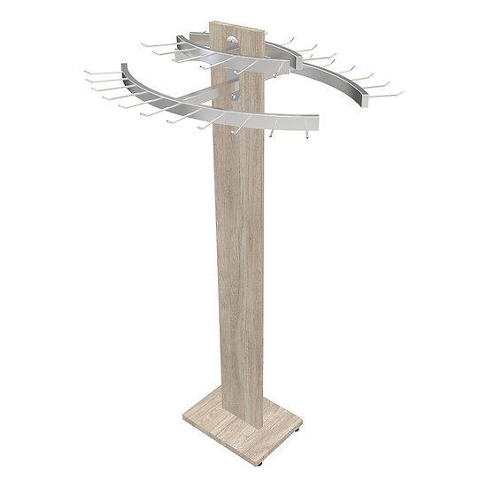 Double Sides Belt Display Stand