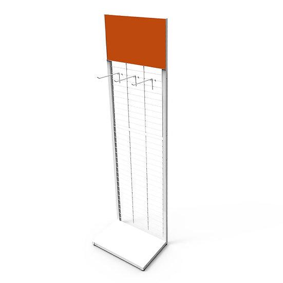 Metal Foldable Gridpanel Store Shelving