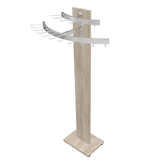 Single Side Belt Display Stand