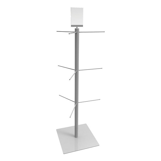 Frypan Display Stand