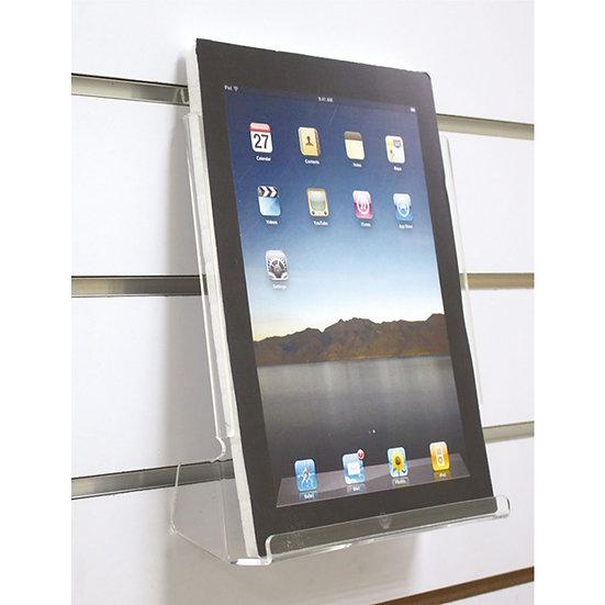 Slatwall Acrylic Tablet Display