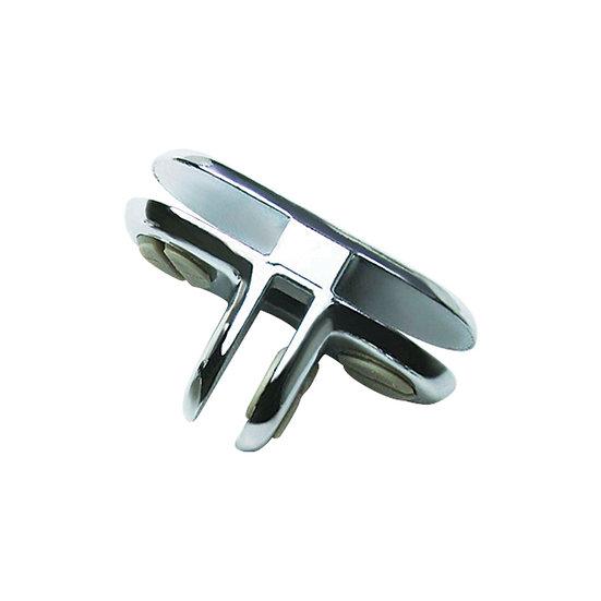 3 Way Metal Cubbie Clip