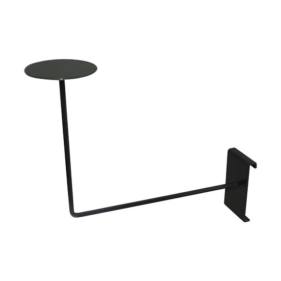 Metal Wire Hat Display for Grid Panel Stand
