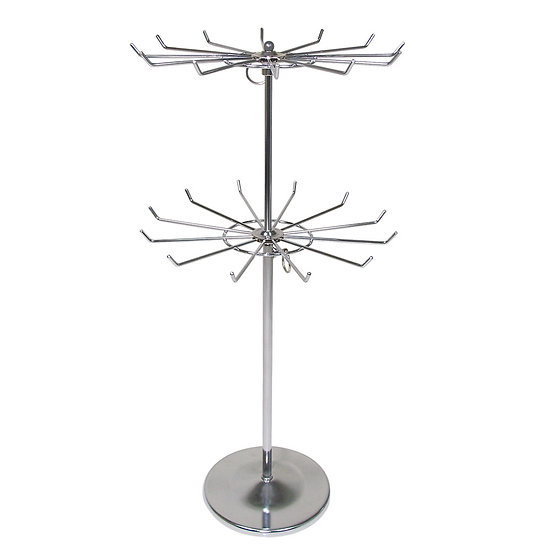 Metal Counter Spinner Display