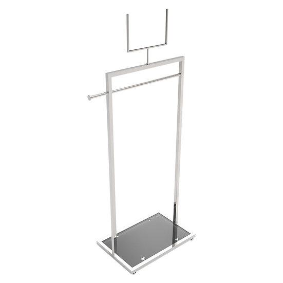 Metal Retail Fixtures Display Stand