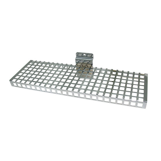 Slatwall Perforated Shelf