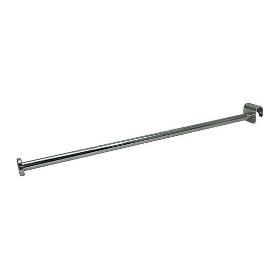 Metal Single Hooks for Hangrail