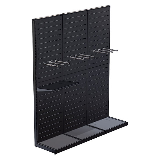 L Type Free Standing Stand