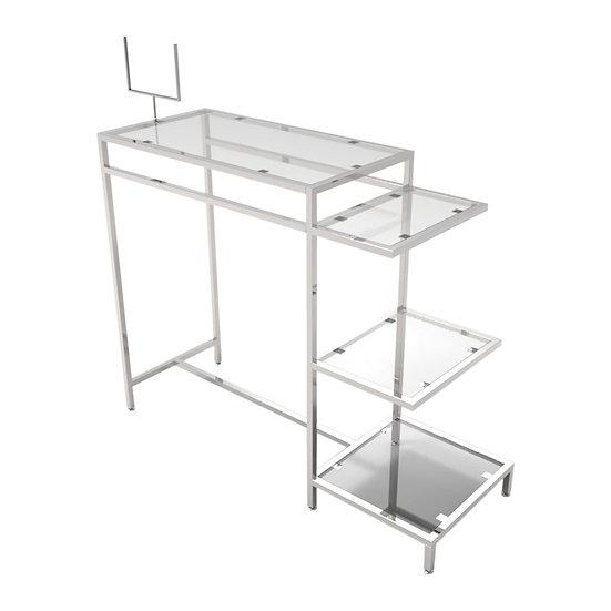 K/D Steel Display Table