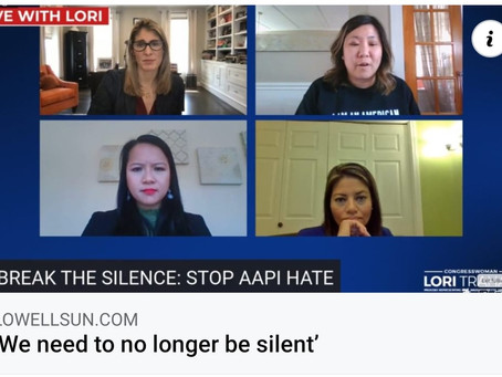 We need to no longer be silent