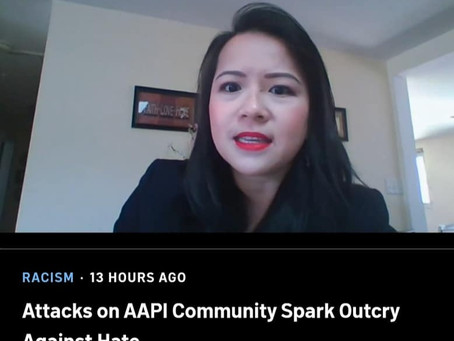 Attacks on AAPI Community Spark Outcry Against Hate