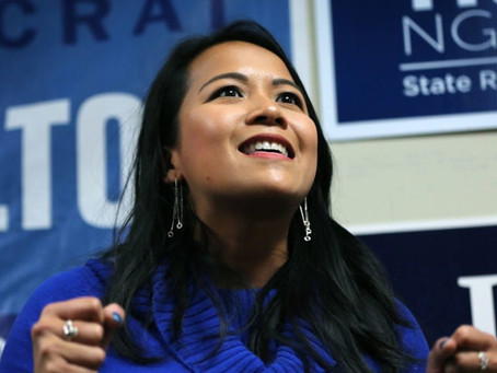 'I knew that it was possible': Tram Nguyen ousts Republican state. Rep Jim Lyons in election upset