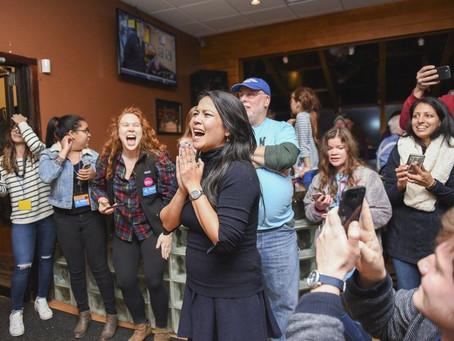 Democrat Nguyen defeats incumbent Republican Lyons