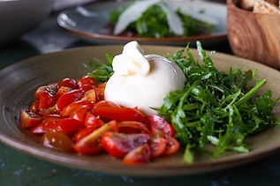 Mozzarella Burrata