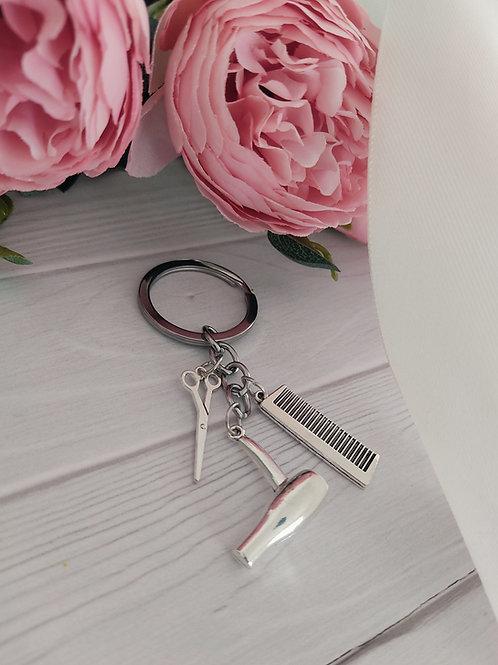 מחזיק מפתחות למעצב/ת שיער
