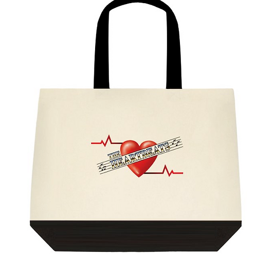 Heartbeats Premium Tote Bag