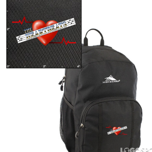 Heartbeats Backpack