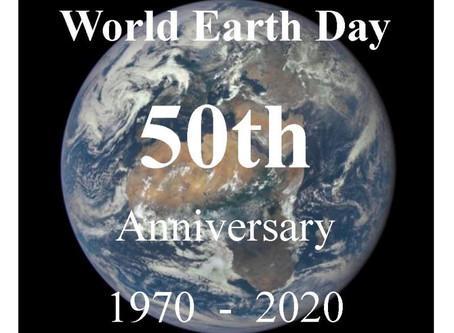 World Earth Day - 50th Anniversary