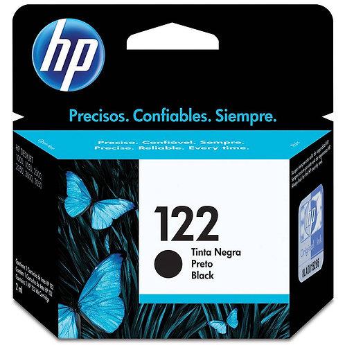Cartucho HP 122 Preto - Original