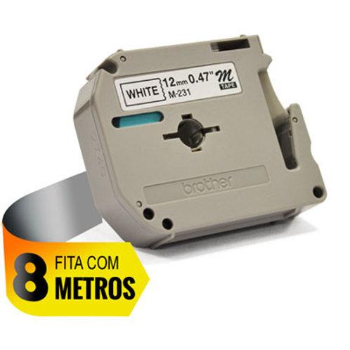 Fita p/ Rotulador Brother M231